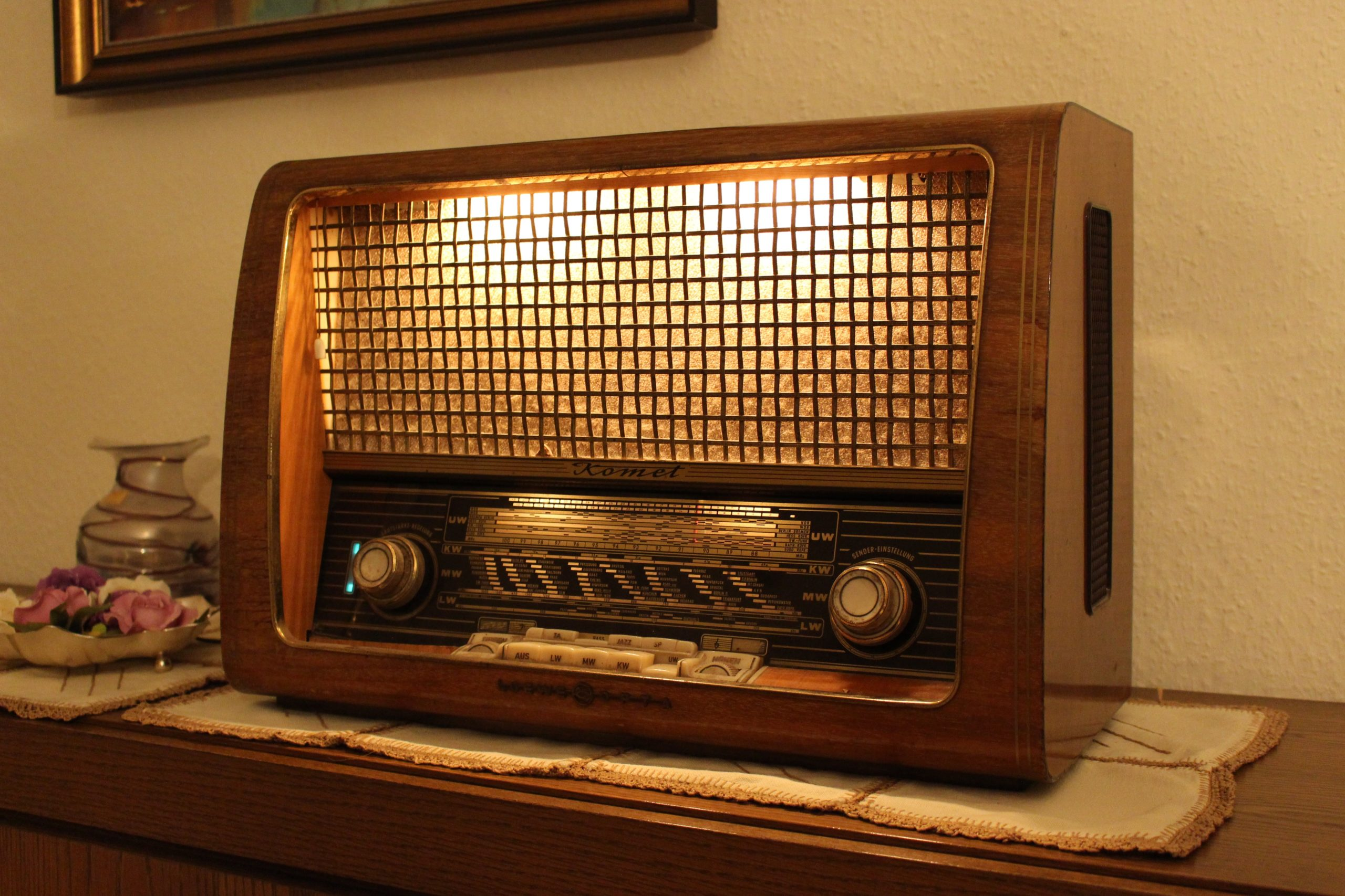 When Radio Was