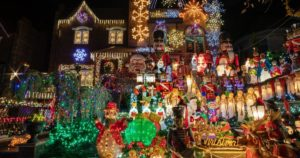 First Annual Contest for Christmas Light Display!