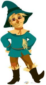 Scarecrow Stroll @ Keokuk, Ia