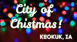City of Christmas @ Rand Park
