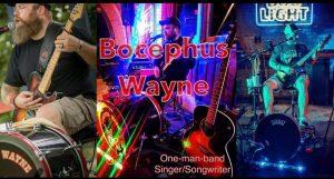 Bocephus Wayne @ Blacksails