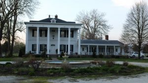 A Haunted Evening @ 1850s Guest House