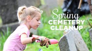 Oakgrove Spring Cleanup @ Oakgrove Cemetery